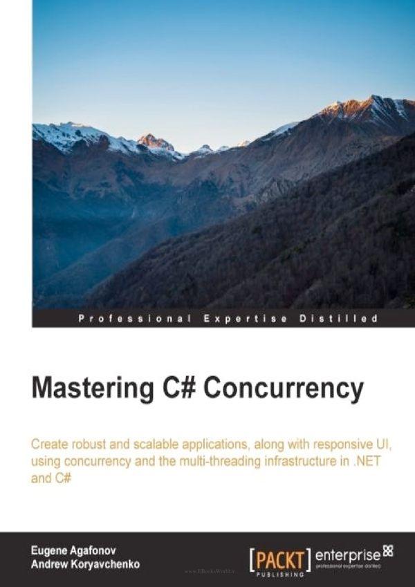 کتاب Mastering C# Concurrency