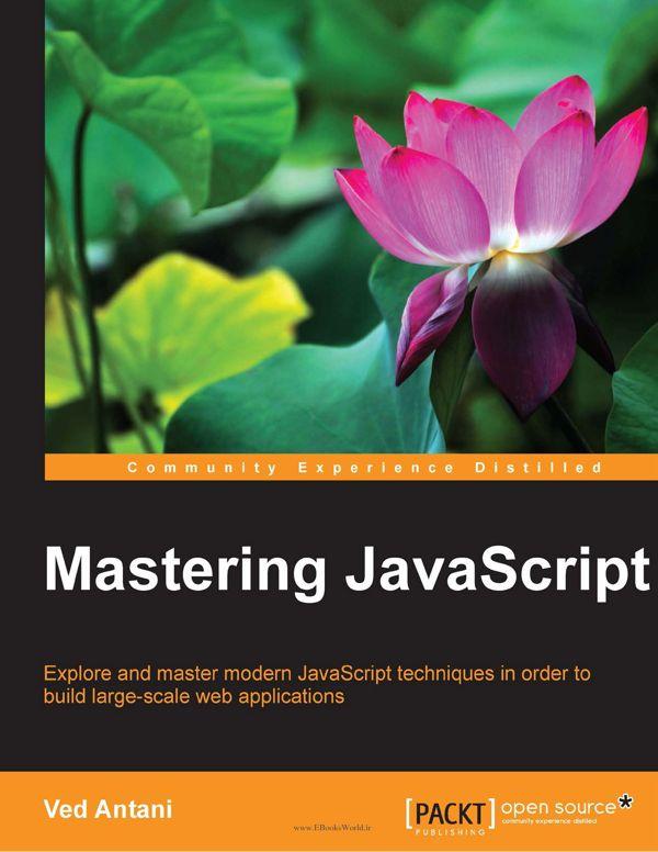 کتاب Mastering JavaScript