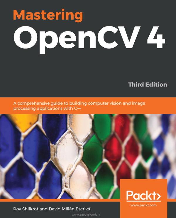دانلود کتاب Mastering OpenCV 4, 3rd Edition