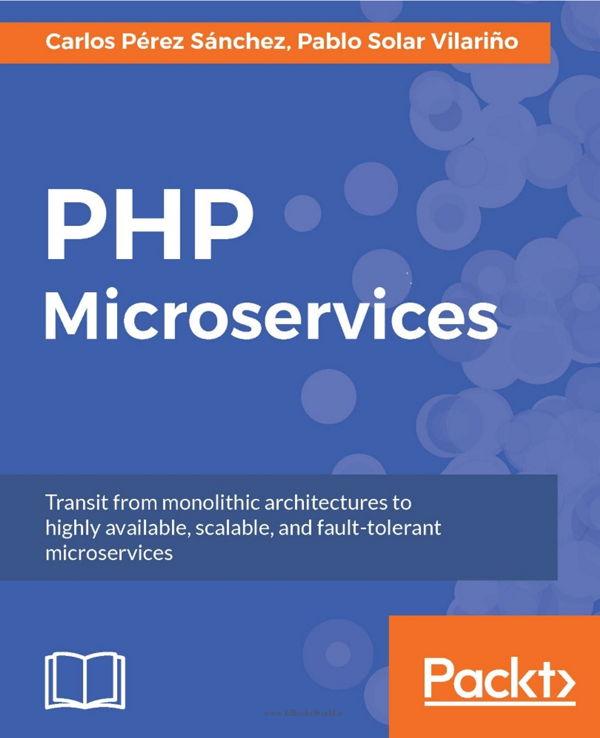 دانلود کتاب PHP Microservices