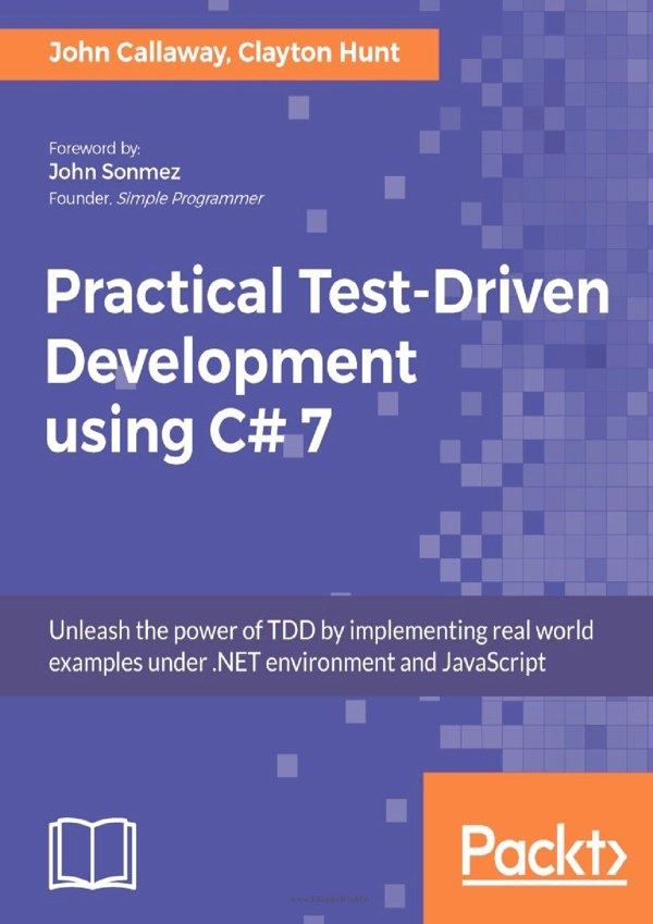 دانلود کتاب Practical Test-Driven Development using C# 7