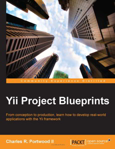 Yii Project Blueprints