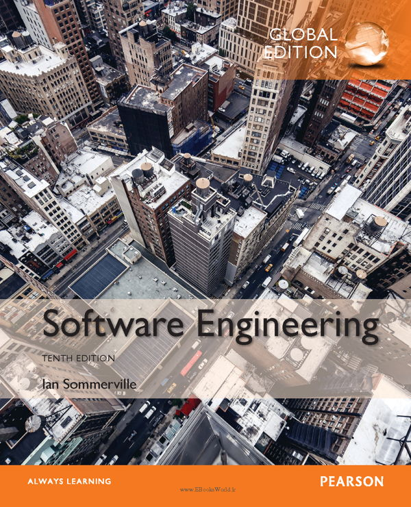 دانلود کتاب Software Engineering, Global Edition, 10th Edition