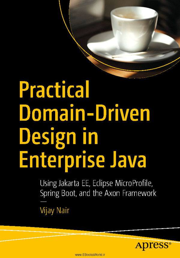 کتاب Practical Domain Driven Design in Enterprise Java