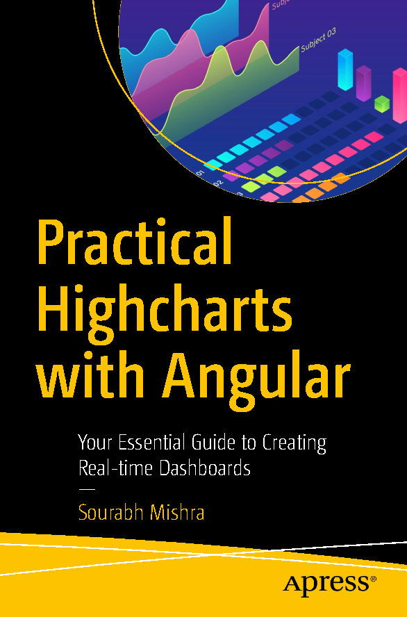 کتاب Practical Highcharts with Angular
