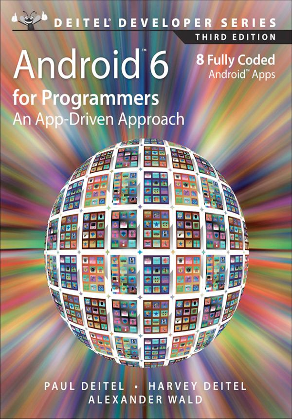 کتاب Android 6 for Programmers: An App-Driven Approach3rd Edition