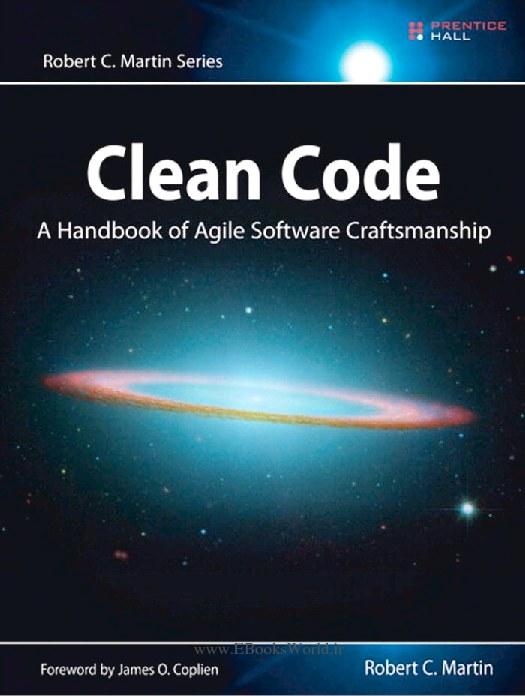 دانلود کتاب Clean Code: A Handbook of Agile Software Craftsmanship