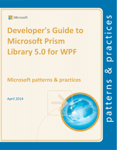 Developer's Guide to Microsoft Prism Library 5.0 for WPF