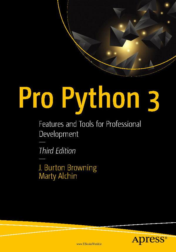 دانلود کتاب Pro Python 3 Third Edition