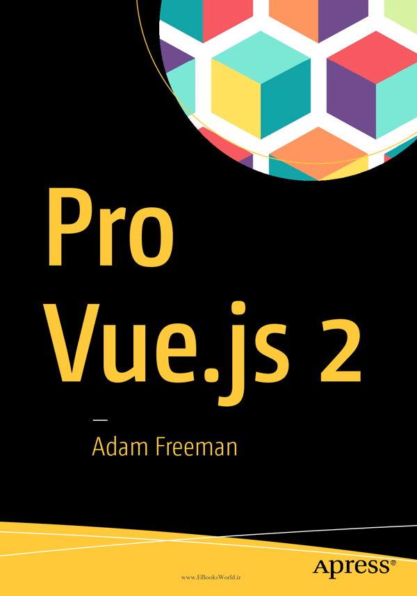 دانلود کتاب Pro Vue.js 2