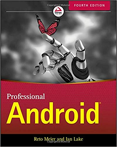 دانلود کتاب Professional Android, 4th Edition