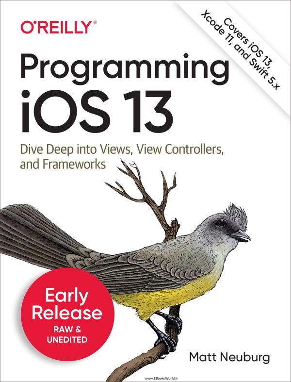 کتاب Programming iOS 13