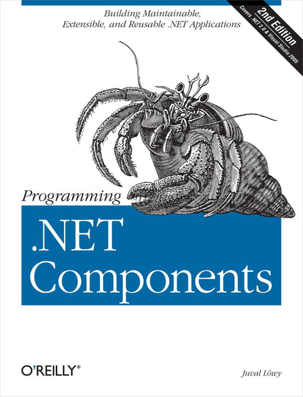 دانلود کتاب Programming .NET Components 2nd Edition
