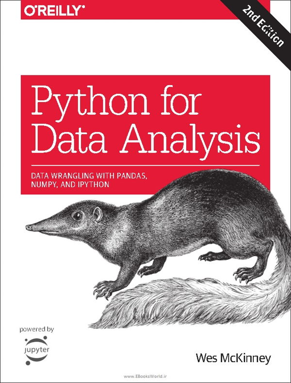 کتاب Python for Data Analysis 2nd Edition
