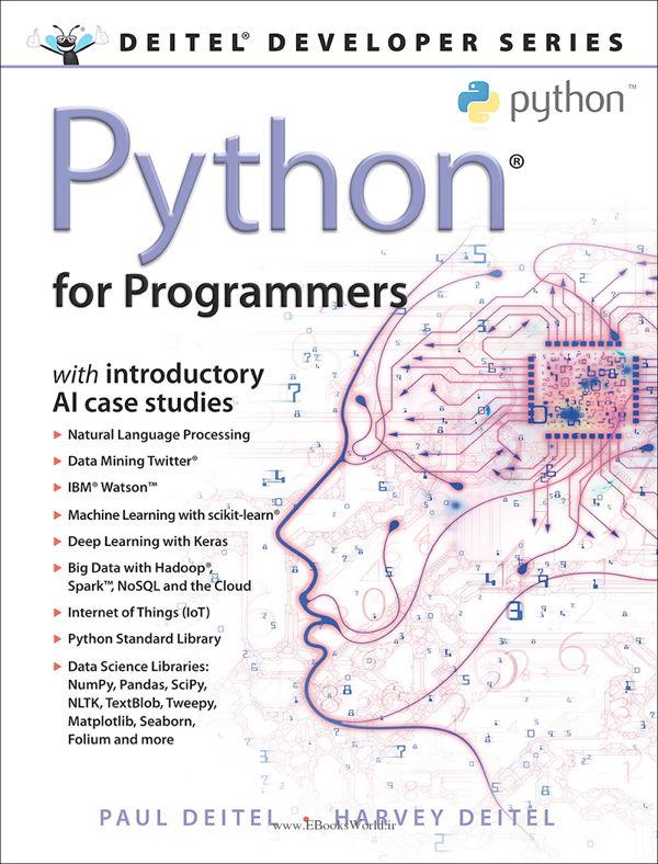 دانلود کتاب Python for Programmers