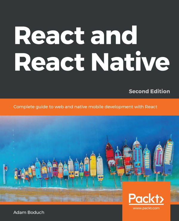 کتاب React and React Native Second Edition