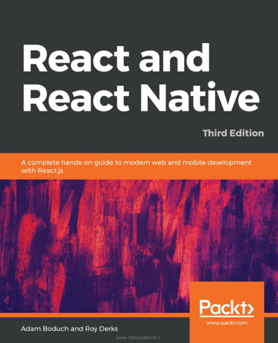 کتاب React and React Native, 3rd Edition