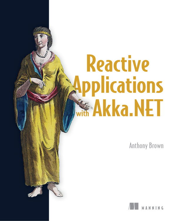دانلود کتابReactive Applications with Akka.NET