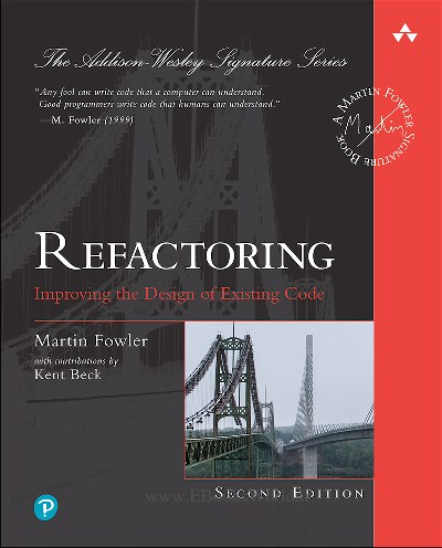 دانلود کتاب Refactoring Improving the Design of Existing Code Second edition