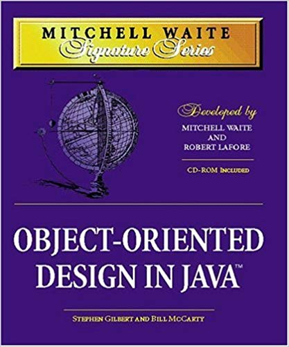 کتاب Object-Oriented Design in Java