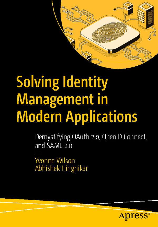 کتاب Solving Identity Management in Modern Applications