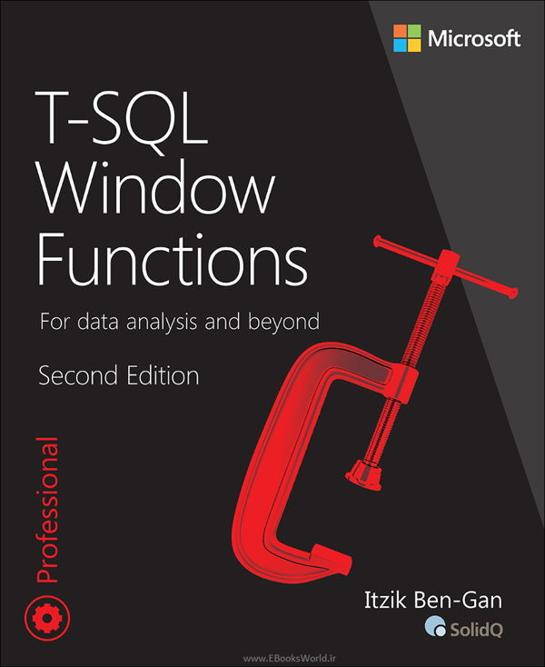 کتاب T-SQL Window Functions: For data analysis and beyond, 2nd Edition
