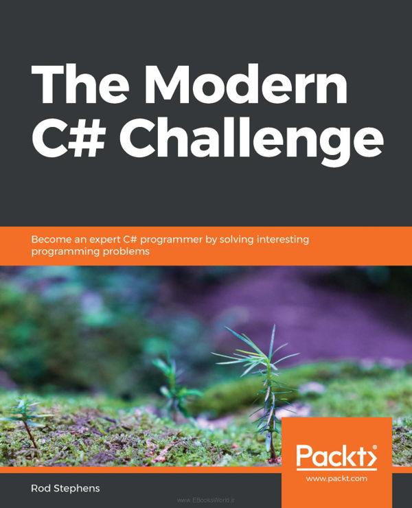 کتاب The Modern C# Challenge