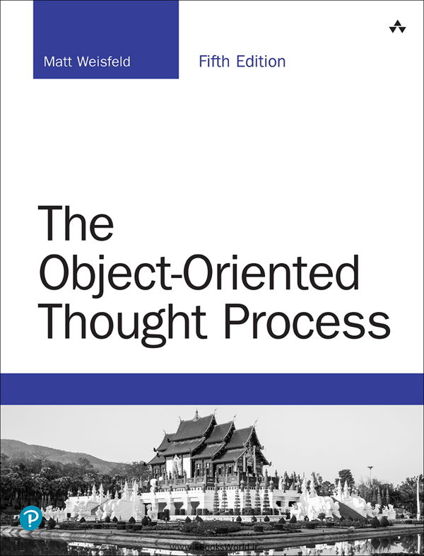 کتاب The Object-Oriented Thought Process 5th Edition