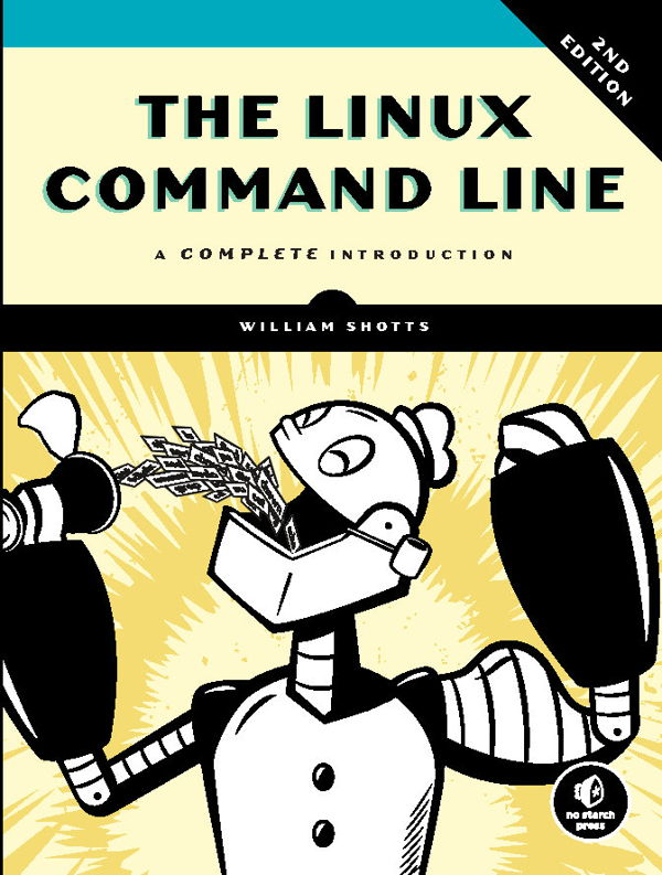 دانلود کتاب The Linux Command Line 2nd Edition