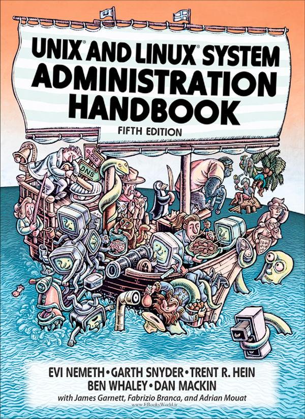 دانلود کتاب UNIX and Linux System Administration Handbook 5th Edition