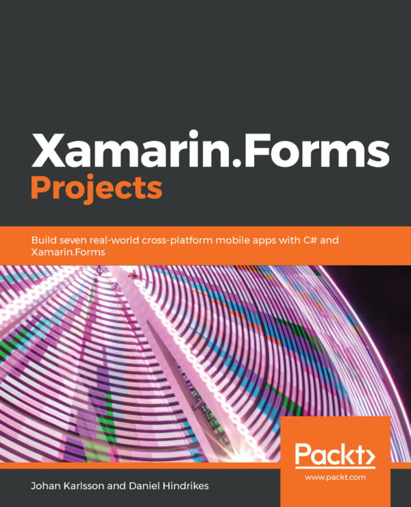 کتاب Xamarin.Forms Projects