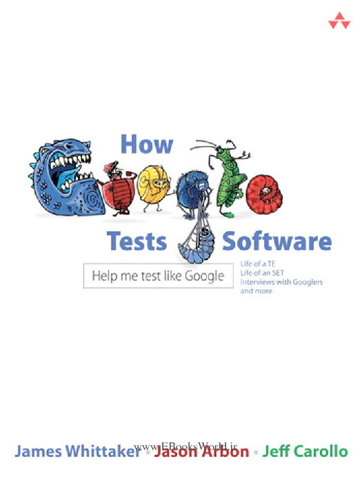 دانلود کتاب How Google Tests Software