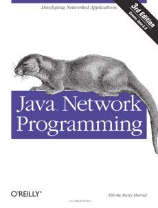 Java Network Programming 3rd Edition