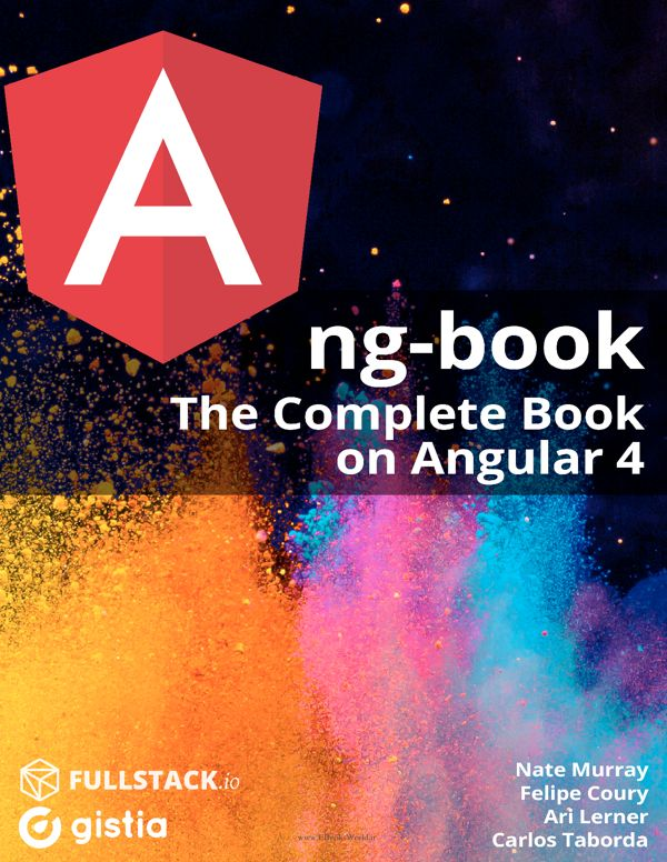 کتاب ng-book: The Complete Guide to Angular 4