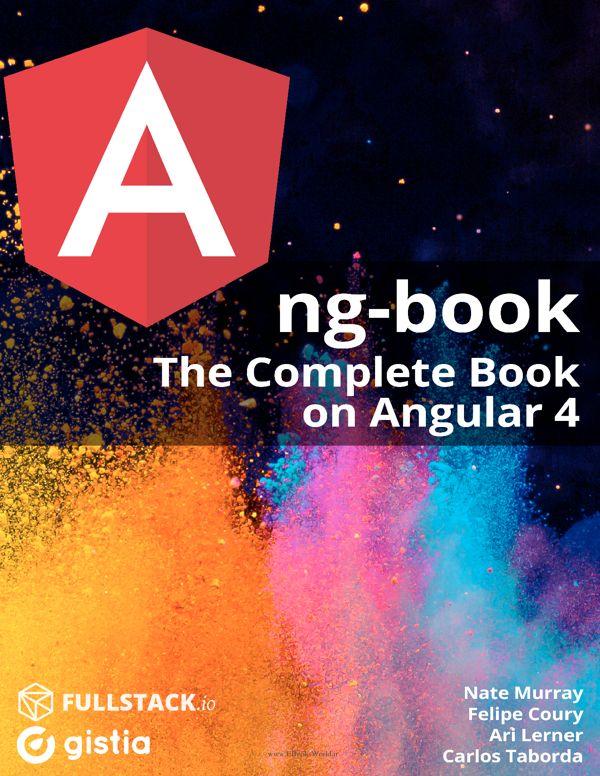 کتاب ng-book: The Complete Guide to Angular 4