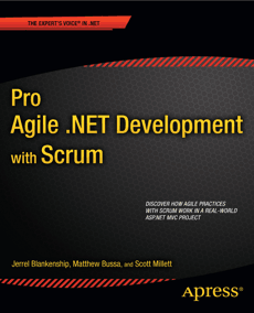 Pro Agile .NET Development with SCRUM
