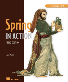 Spring in Action Third Edition