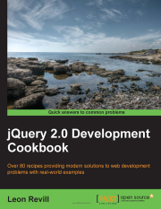 jquery 2.0 cookbook